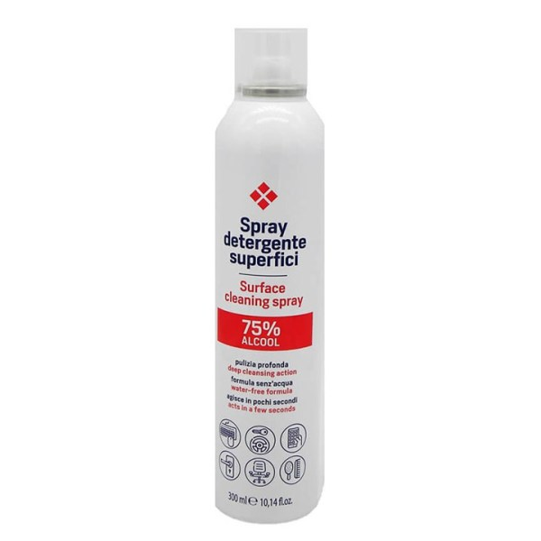 ARCosmetici spray detergente superfici 75 alcool parisienne bomboletta da 300 ml