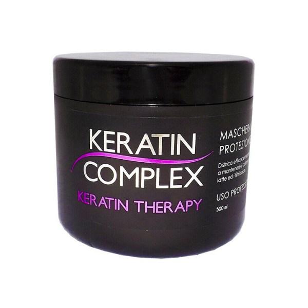 ARCosmetici Keratin Complex maschera districante per protezione colore dei capelli ad uso professionale 500ml