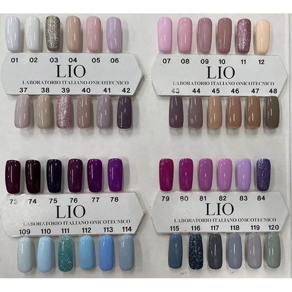 ARCosmetici cartella colori lio 1