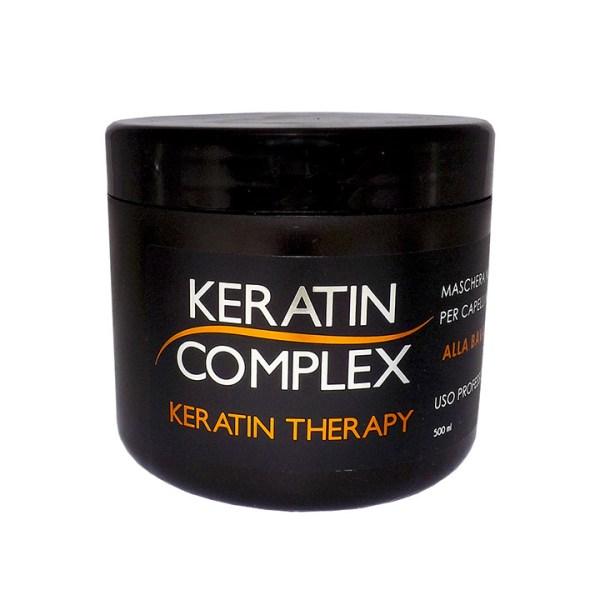 Arcosmetici Keratin Complex maschera nutriente per capelli normali e trattati bava lumaca