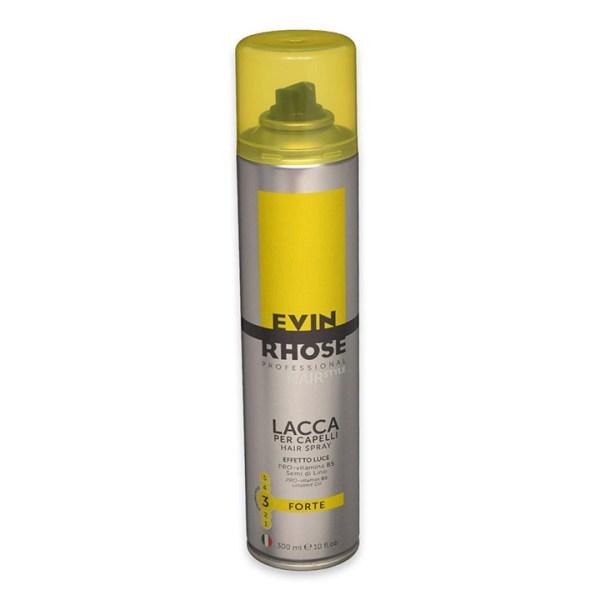 lacca evin rhose effetto luce fissaggio forte 300 ml bergen
