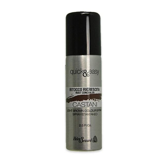 spray ritocco ricrescita castano 75ml helen seward