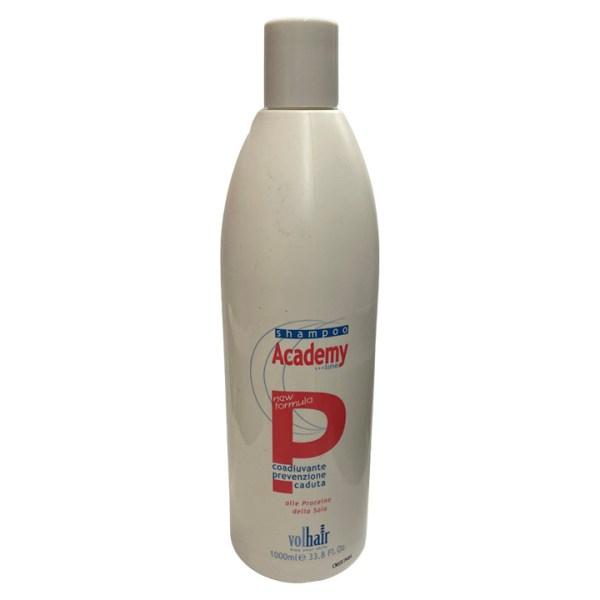 volhair academy line shampoo coadiuvante prevenzione caduta 1000 ml