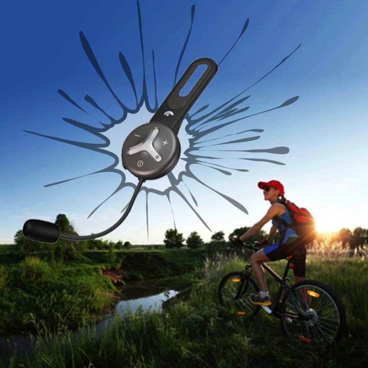 Bluetooth Freisprecheinrichtung für Sport, Fahrrad und Freizeit