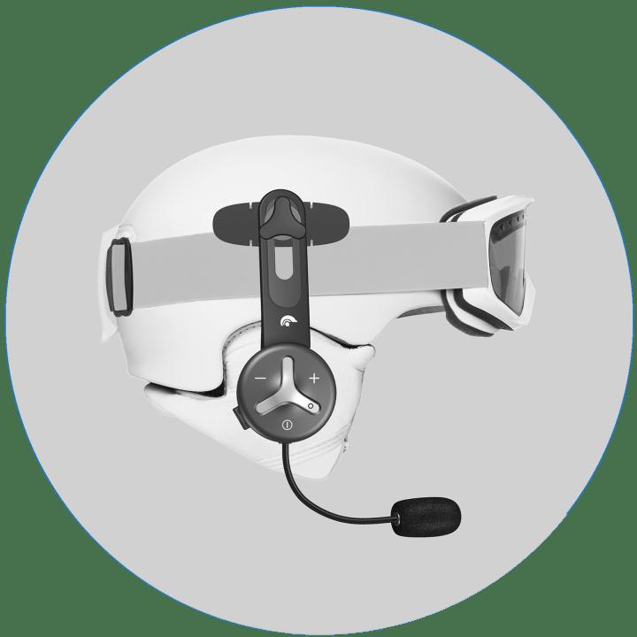 Bluetooth Intercom für alle HelmeBuddy Chat Duo und Trio