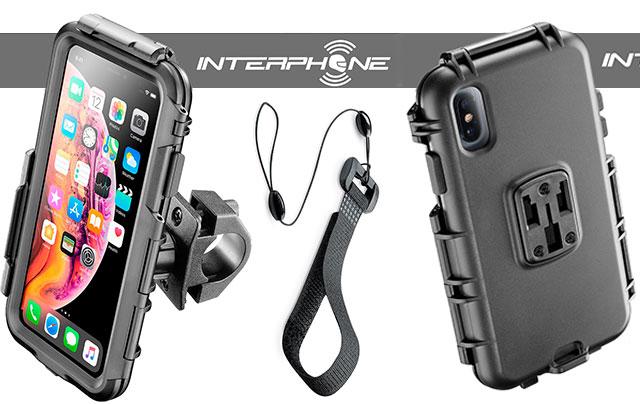 Interphone Halter für iPhone: XS-Max