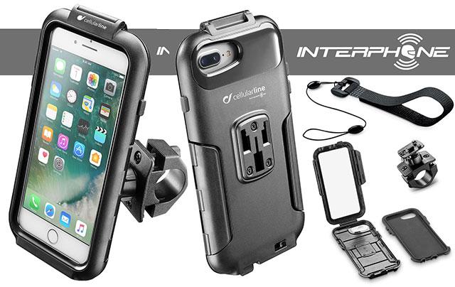 Interphone Halter für iPhone: 7 Plus
