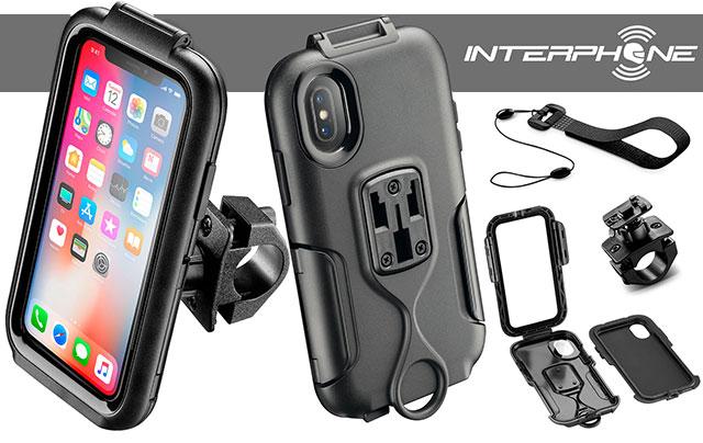 Interphone Halter für iPhone X
