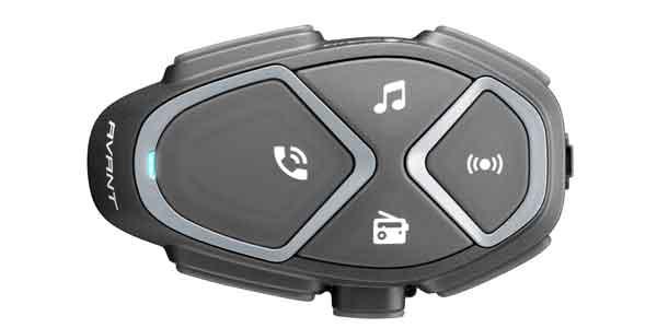 Interphone AVANT, Bluetooth Freisprecheinrichtung für Motorrad