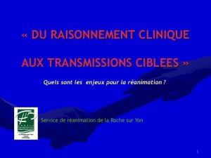 presentation La Roche 2014