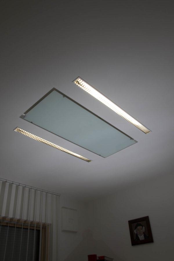 Ceiling Heating