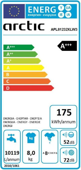 Image result for Arctic APL81232XLW3