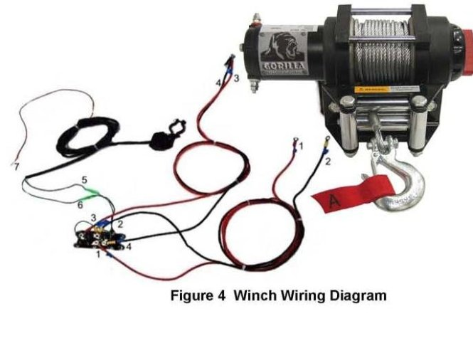 smittybilt xrc8 winch solenoid wiring diagram wiring diagram badland winch wiring diagram nilza
