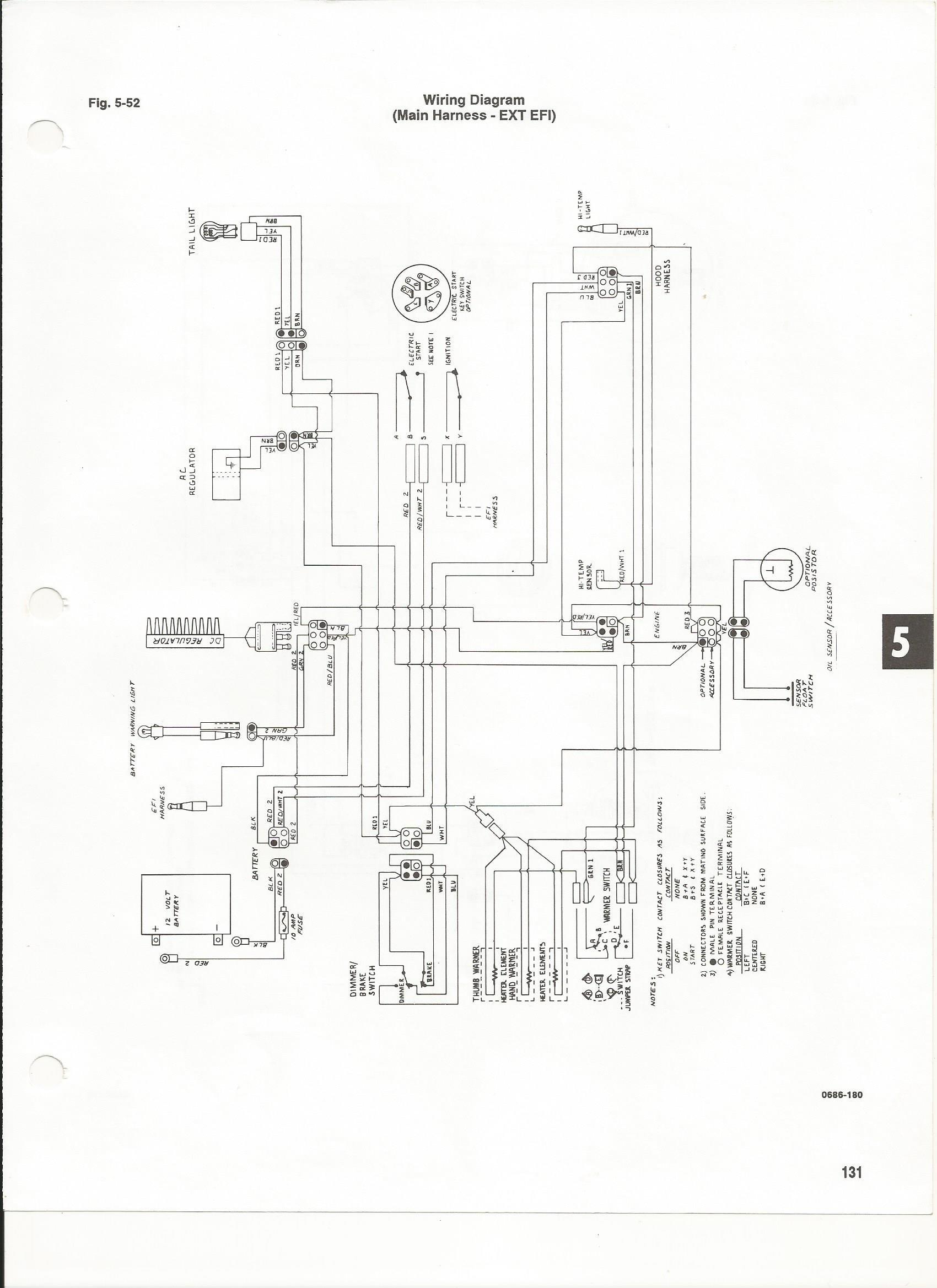 Arctic Cat Atv 400 4x4 Wiring Diagram For A