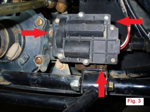 4WD Actuator 0502296 (3wire) removal, disassembly, and waterproofing guide  ArcticChat
