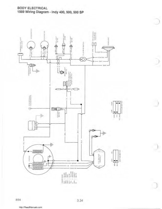 polaris sportsman wiring diagram wiring diagram 2001 polaris scrambler 400 wiring diagram car source polaris regulator rectifiers
