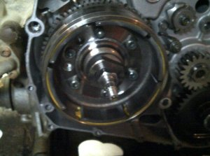 2007 AC 400 FIS Auto Flywheel Picture  ArcticChat  Arctic Cat Forum