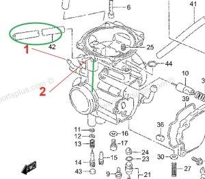 1998 300 4x4 Carburetor King Quad  ArcticChat  Arctic Cat Forum
