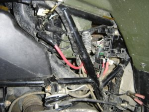 starter relay no power after it, 400 atv  ArcticChat  Arctic Cat Forum