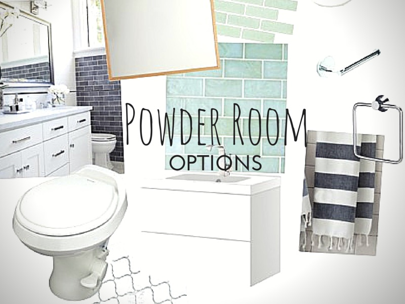 ARCTICdeco.com: Powder Room Options