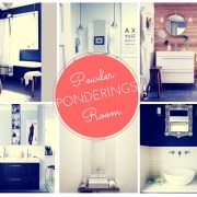 Powder Room Ponderings