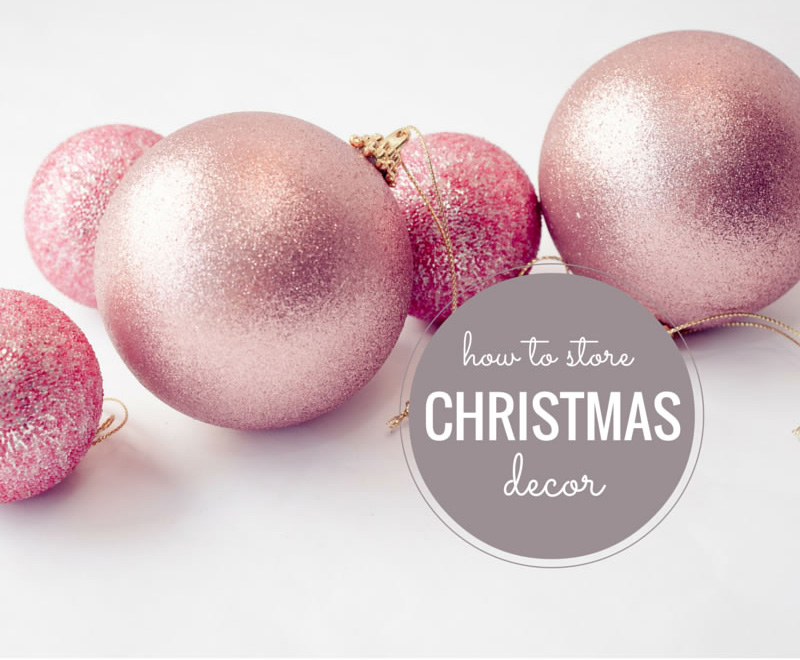 ARCTICdeco.com: How to store christmas decor