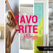 My Favorite Things: July 2015