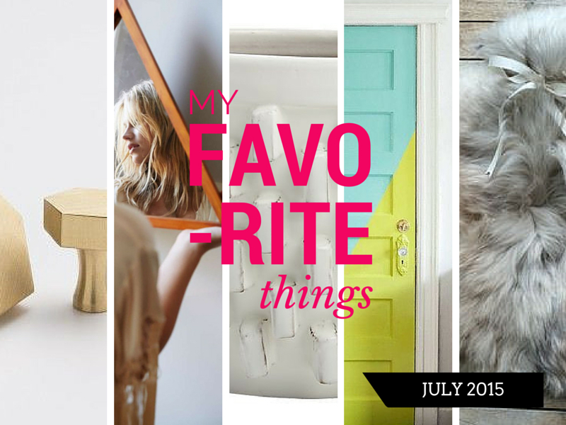 ARCTICdeco.com: My Favorite Things, - July 2015