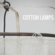 Cotton Lamps