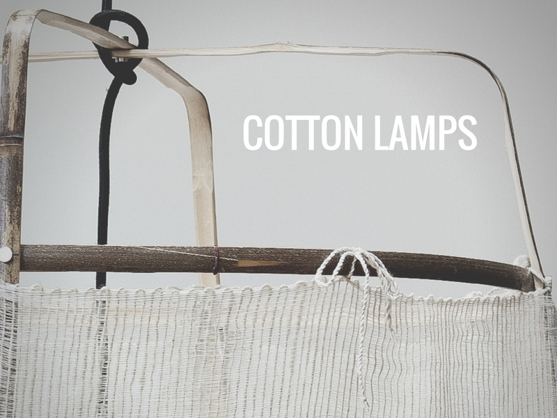 ArcticDeco.com: Cotton lamps