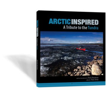 Book Cover: Arctic Inspired, A Tribute to the Tundra