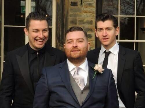 andy nicholson marriage