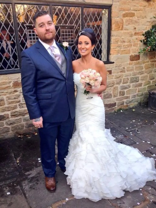 andy nicholson marriage2