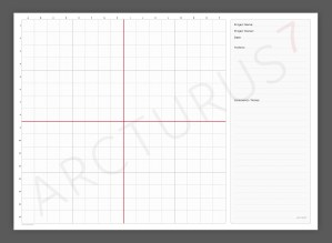 Plain Grid – Professional Quality WallChart