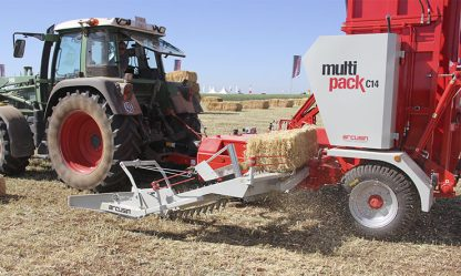 MultiPack C14 - Small Bale Packer