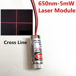 650nm-5mW-red-laser-module-OEM-red-laser-New-Arrival-650nm-5mW-36V-Diode-Module-135mm