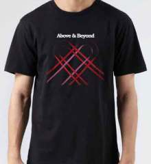 Above Beyond Things Called Love T-Shirt Crew Neck Short Sleeve Men Women Tee DJ Merchandise Ardamus.com