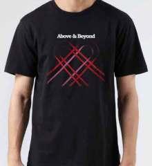 Above Beyond Things Called Love T-Shirt Crew Neck Short Sleeve Men Women Tee DJ Merchandise Ardamus.com