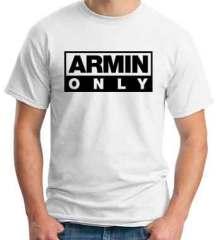 Armin Only T-Shirt Crew Neck Short Sleeve Men Women Tee DJ Merchandise Ardamus.com