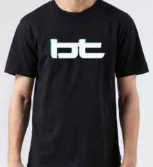 BT T-Shirt Crew Neck Short Sleeve Men Women Tee DJ Merchandise Ardamus.com