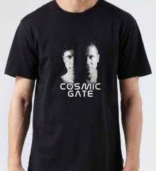 Cosmic Gate T-Shirt Crew Neck Short Sleeve Men Women Tee DJ Merchandise Ardamus.com