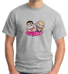 Da Tweekaz T-Shirt Crew Neck Short Sleeve Men Women Tee DJ Merchandise Ardamus.com