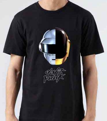 Daft Punk Random Access Memories T-Shirt Crew Neck Short Sleeve Men Women Tee DJ Merchandise Ardamus.com
