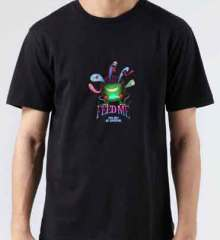 Feed Me Big Adventure T-Shirt Crew Neck Short Sleeve Men Women Tee DJ Merchandise Ardamus.com