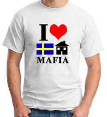 I Heart Swedish House Mafia T-Shirt Crew Neck Short Sleeve Men Women Tee DJ Merchandise Ardamus.com