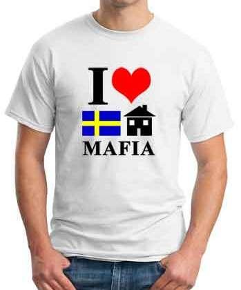 I Heart Swedish House Mafia T-Shirt Crew Neck Short Sleeve Men Women Tee DJ Merchandise Ardamus.com