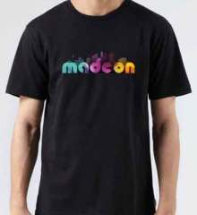 Madeon T-Shirt Crew Neck Short Sleeve Men Women Tee DJ Merchandise Ardamus.com