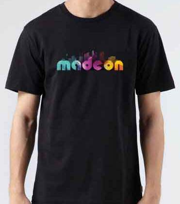Madeon T-Shirt Crew Neck Short Sleeve Men Women Tee DJ Merchandise Ardamus.com