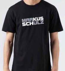 Markus Schulz T-Shirt Crew Neck Short Sleeve Men Women Tee DJ Merchandise Ardamus.com