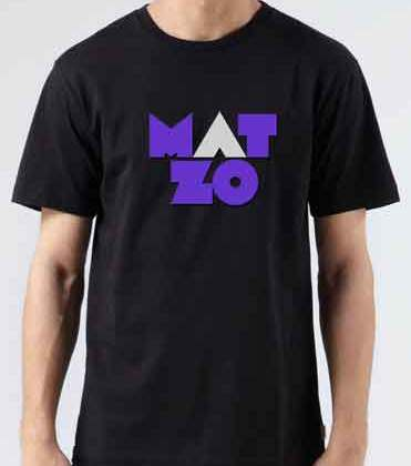 Mat Zo T-Shirt Crew Neck Short Sleeve Men Women Tee DJ Merchandise Ardamus.com